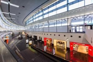 Gastro und Retail Check In 3, Flughafen Wien