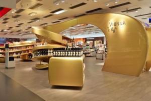 Heinemann Duty Free Check In 3, Flughafen Wien