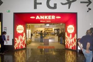Anker, Check in 3 Flughafen Wien 2012