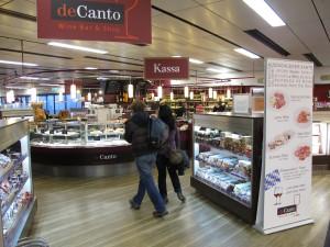 deCanto, Check In 3 Flughafen Wien 2012