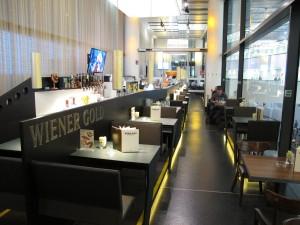 Wiener Gold, Check In 3 Flughafen Wien 2012